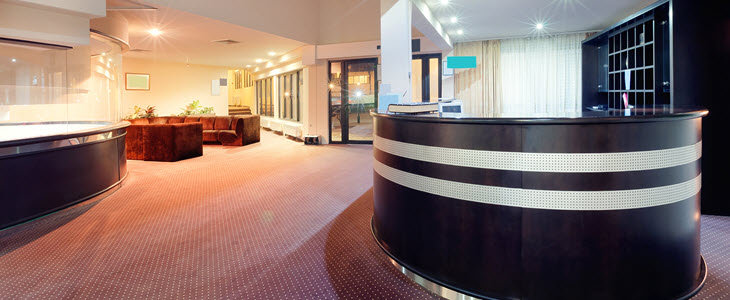 Hotel Reception Remodeling